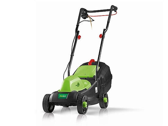 Florabest 1200w Electric Lawnmower At Lidl The Garden