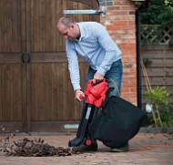 leaf blower and garden vacuum from viking direct the. Black Bedroom Furniture Sets. Home Design Ideas