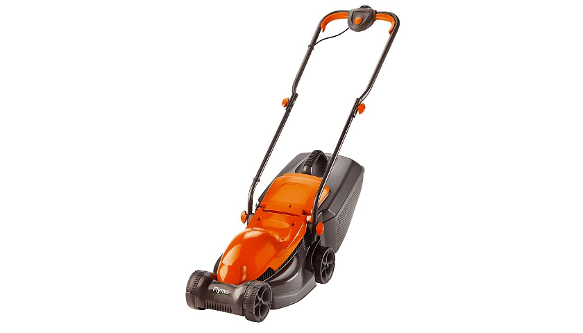 Flymo speedi mo wheeled electric lawnmower the garden for Aldi gardening tools 2015