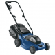 Aldi Gardenline 1400W lawnmower, an Einhell BG-EM 1437 in disguise?
