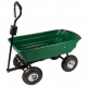 The Giant Garden Dumper Truck for when a wheelbarrow just won't do