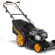 The McCulloch M53-150WFP 53cm Petrol Lawn Mower